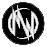 Round MW logo patch